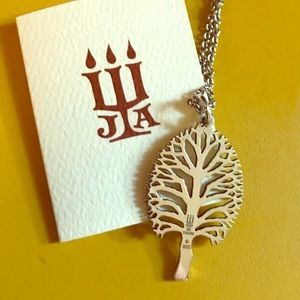 RARE James Avery retired tree of life necklace